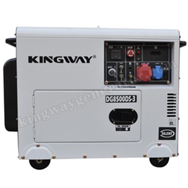 Portable Air Cooled Diesel Generator Set