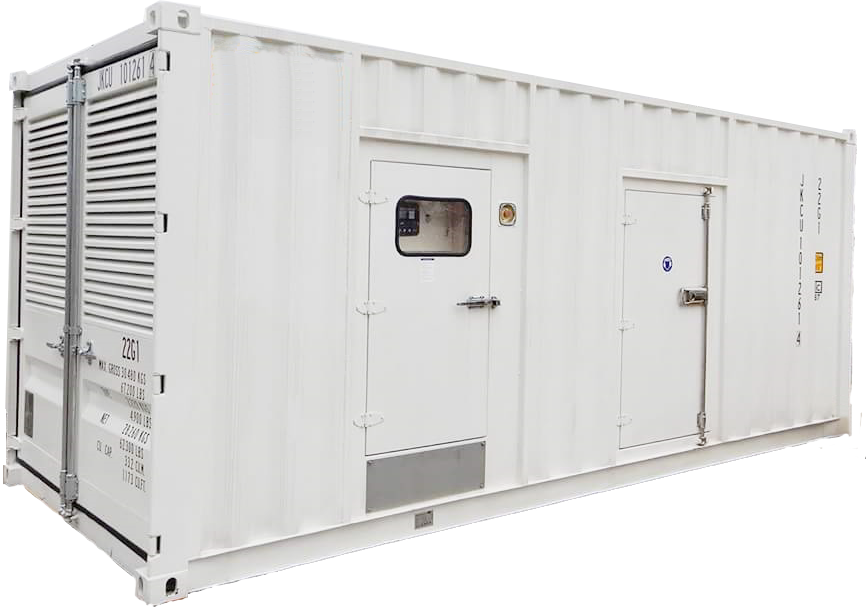 20FT ISO containerized diesel generator set