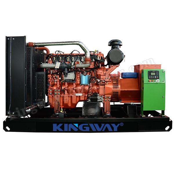 15KVA-38KVA Natural Gas Generator Set